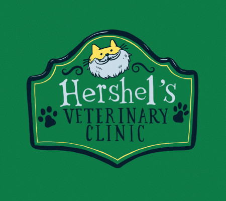 Hershel's Veterinary Clinic Walking Dead T-Shirt
