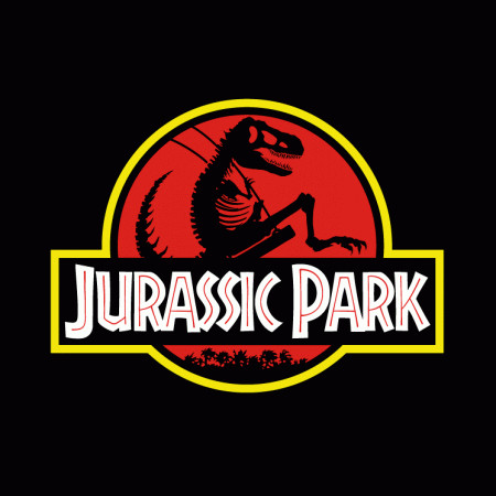 Jurassic Park Swing Funny T-Shirt