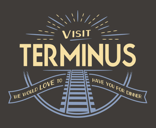 Visit Terminus The Walking Dead Funny T-Shirt