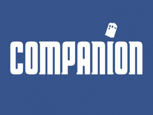 Doctor Who Companion T-Shirt