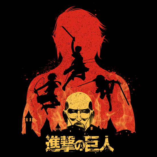 Kill Them All Attack on Titan T-Shirt