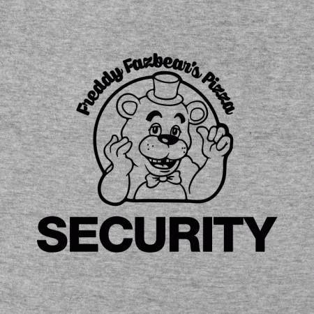 Freddy Fazbear Security Five Nights at Freddy's T-Shirt