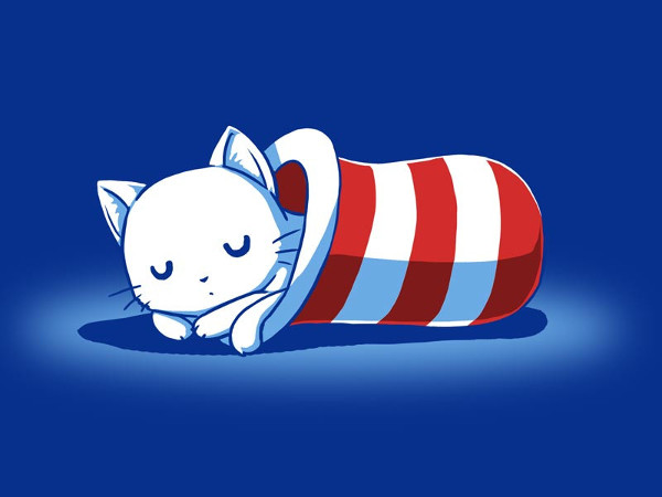 Cat in the Hat Kitten T-Shirt
