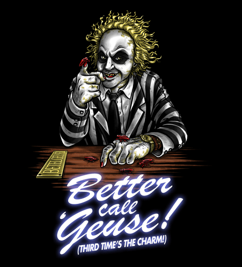 Beetlejuice Better Call Saul T-Shirt