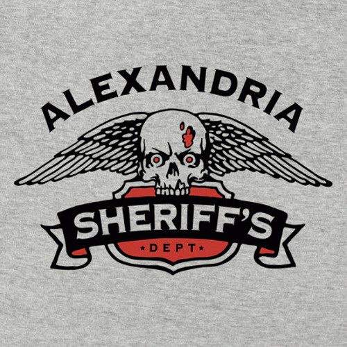 Alexandria Sheriff's Department The Walking Dead T-Shirt