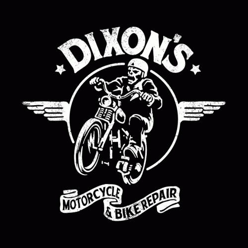 Daryl Dixon's Motorcycle & Bike Repair The Walking Dead T-Shirt