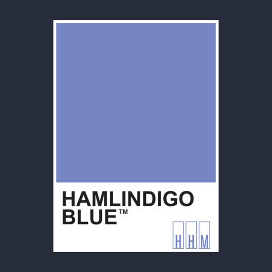 Hamlindigo Blue Better Call Saul Pantone T-Shirt