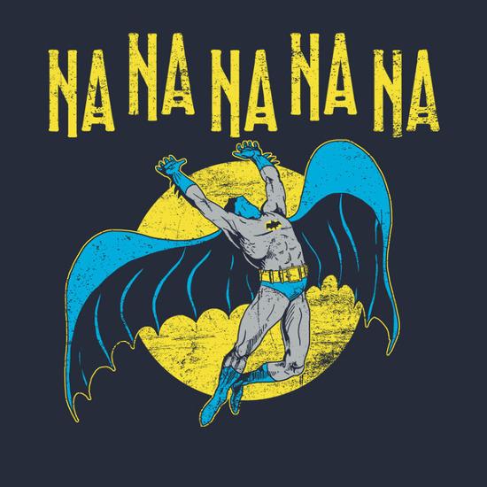 Batman Swan Song Led Zeppelin T-Shirt