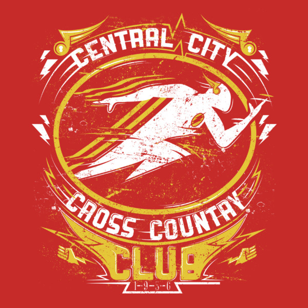 The Flash Cross Country Club T-Shirt