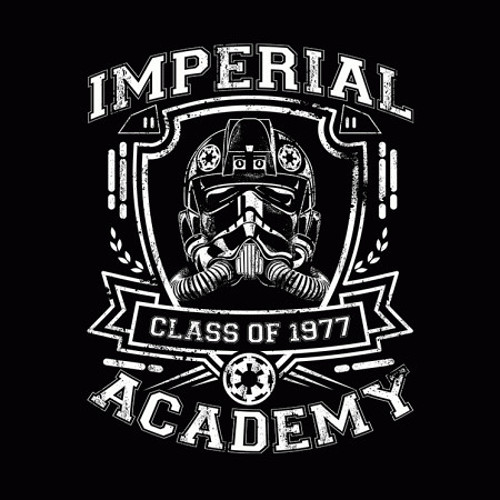 Imperial Academy Class of 1977 Star Wars T-Shirt