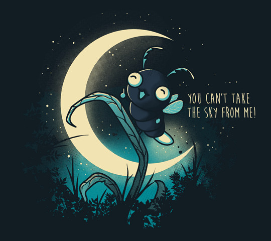 You Can't Take The Sky From Me Firefly T-Shirt