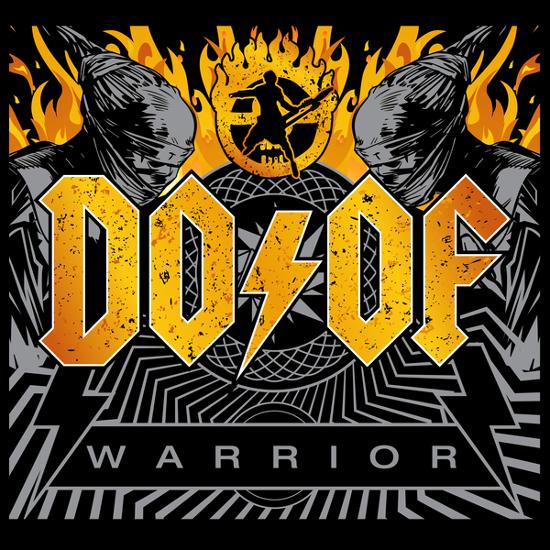 Doof Warrior ACDC T-Shirt