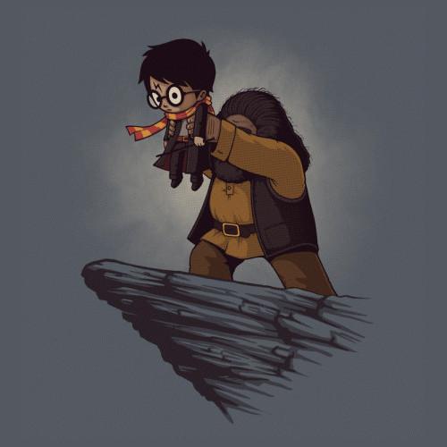 Magic King Harry Potter Lion King T-Shirt