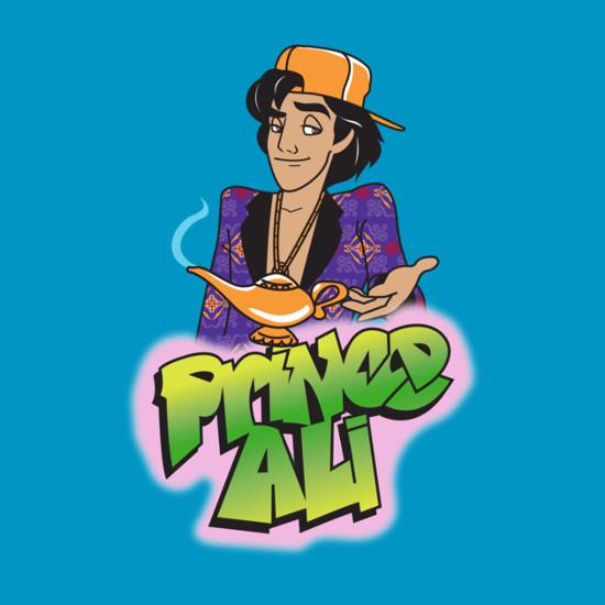 Fresh Prince Aladdin T-Shirt