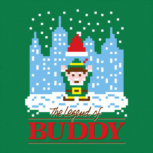 The Legend of Buddy Elf Zelda T-Shirt