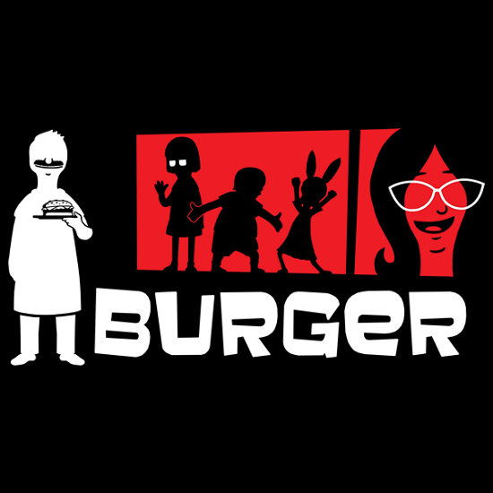 Bob's Burgers Archer Logo T-Shirt