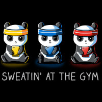 Sweatin' at the Gym