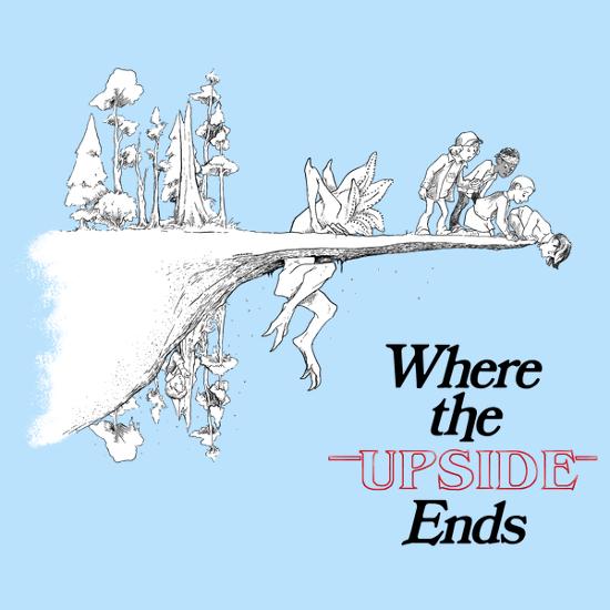 Where the Upside Ends Stranger Things T-Shirt