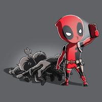 Deadpool Selfie