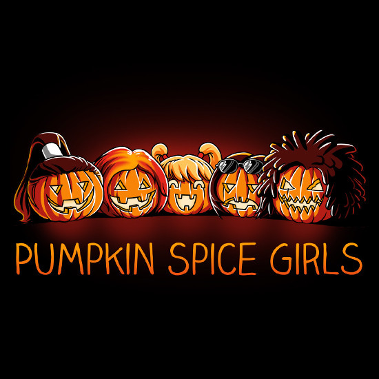 Pumpkin Spice Girls T-Shirt