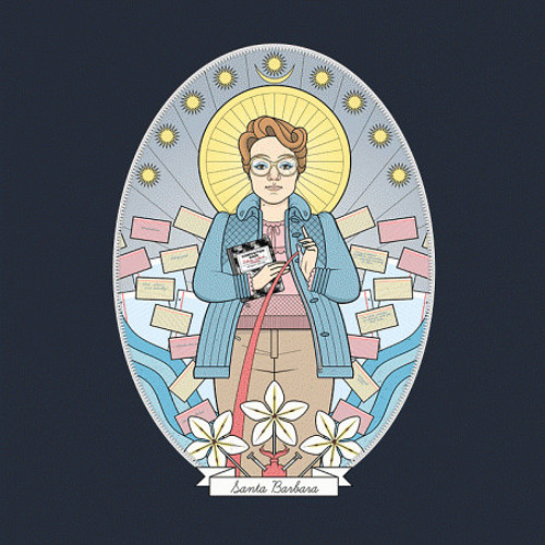 Saint Barb Stranger Things T-Shirt