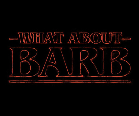 What About Barb Stranger Things T-Shirt