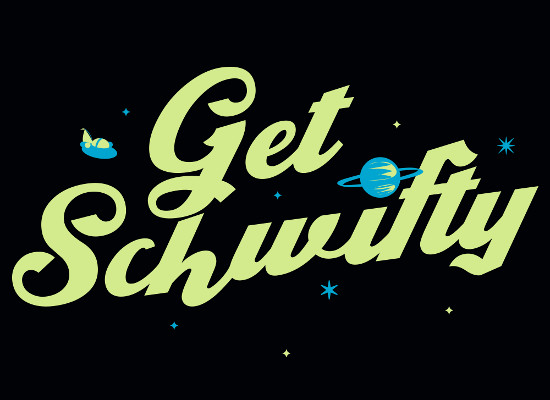 Get Schwifty Rick and Morty T-Shirt