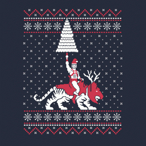 I Have the Tree He-Man Christmas Sweater T-Shirt