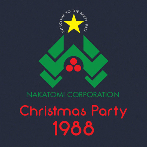 Nakatomi Christmas Party 1988 Die Hard T-Shirt