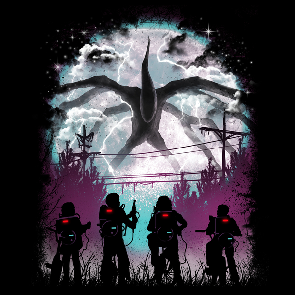 There's Something Stranger Things T-Shirt
