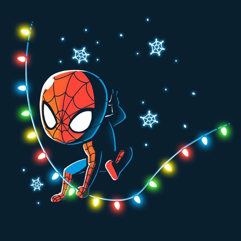A Spider-Man Christmas T-Shirt