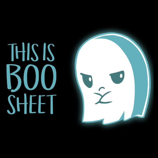 This is Boo Sheet Ghost T-Shirt