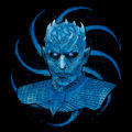 Night King Symbol of Death Game of Thrones T-Shirt
