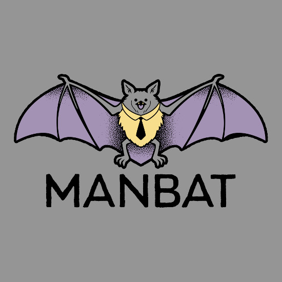 Manbat Batman T-Shirt