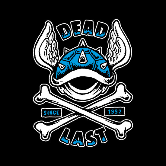 Dead Last Super Mario Kart Blue Shell T-Shirt