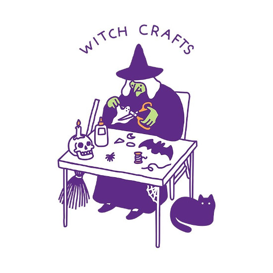 Witch Crafts T-Shirt